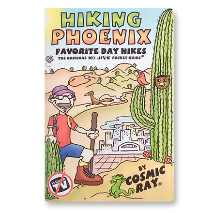 Cosmic Ray Hiking Phoenix - Favorite Day Hikes
