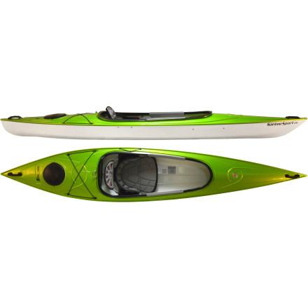 photo of a Hurricane recreational kayak