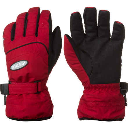photo: Hestra Primaloft Jr Glove insulated glove/mitten