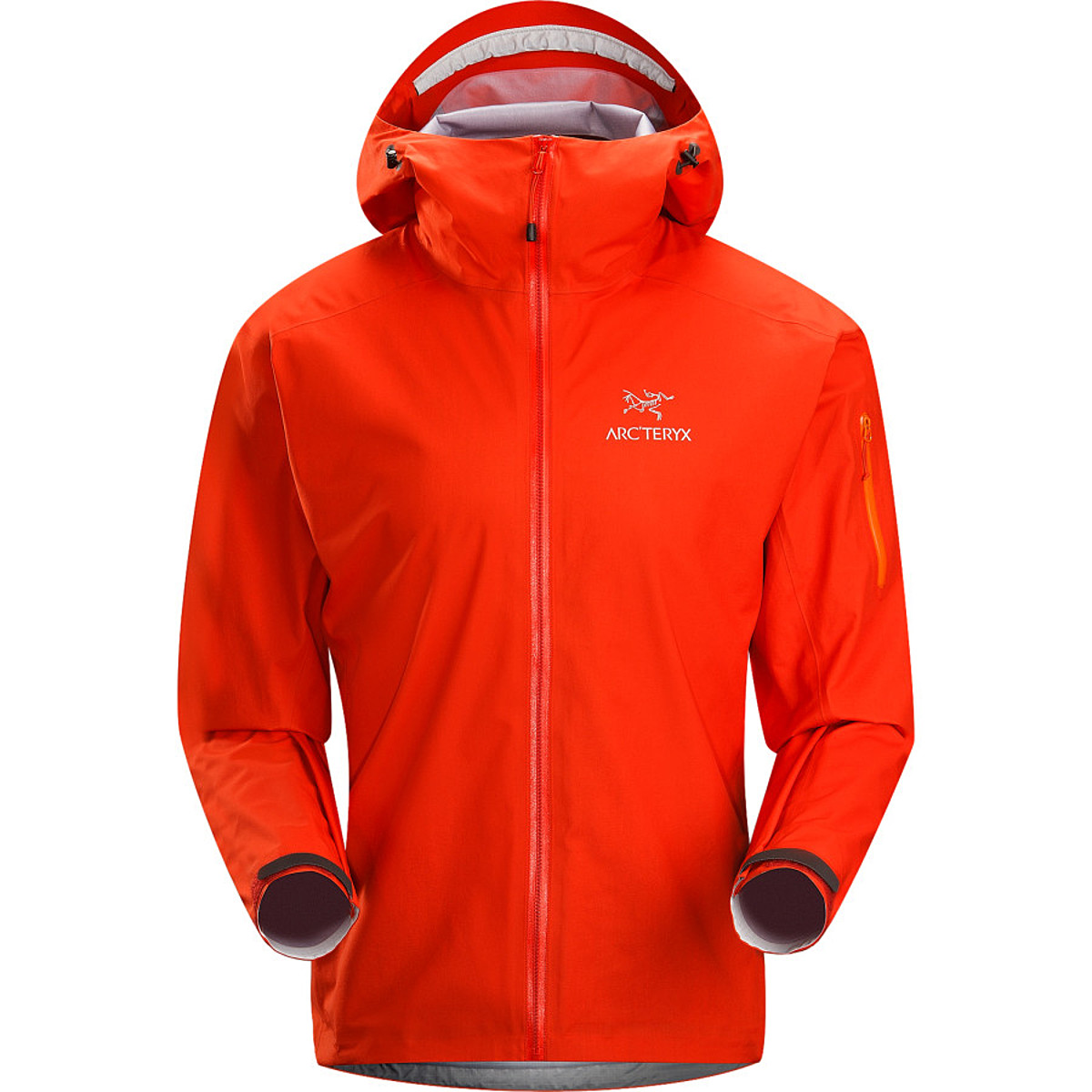 photo: Arc'teryx Tecto FL Jacket waterproof jacket