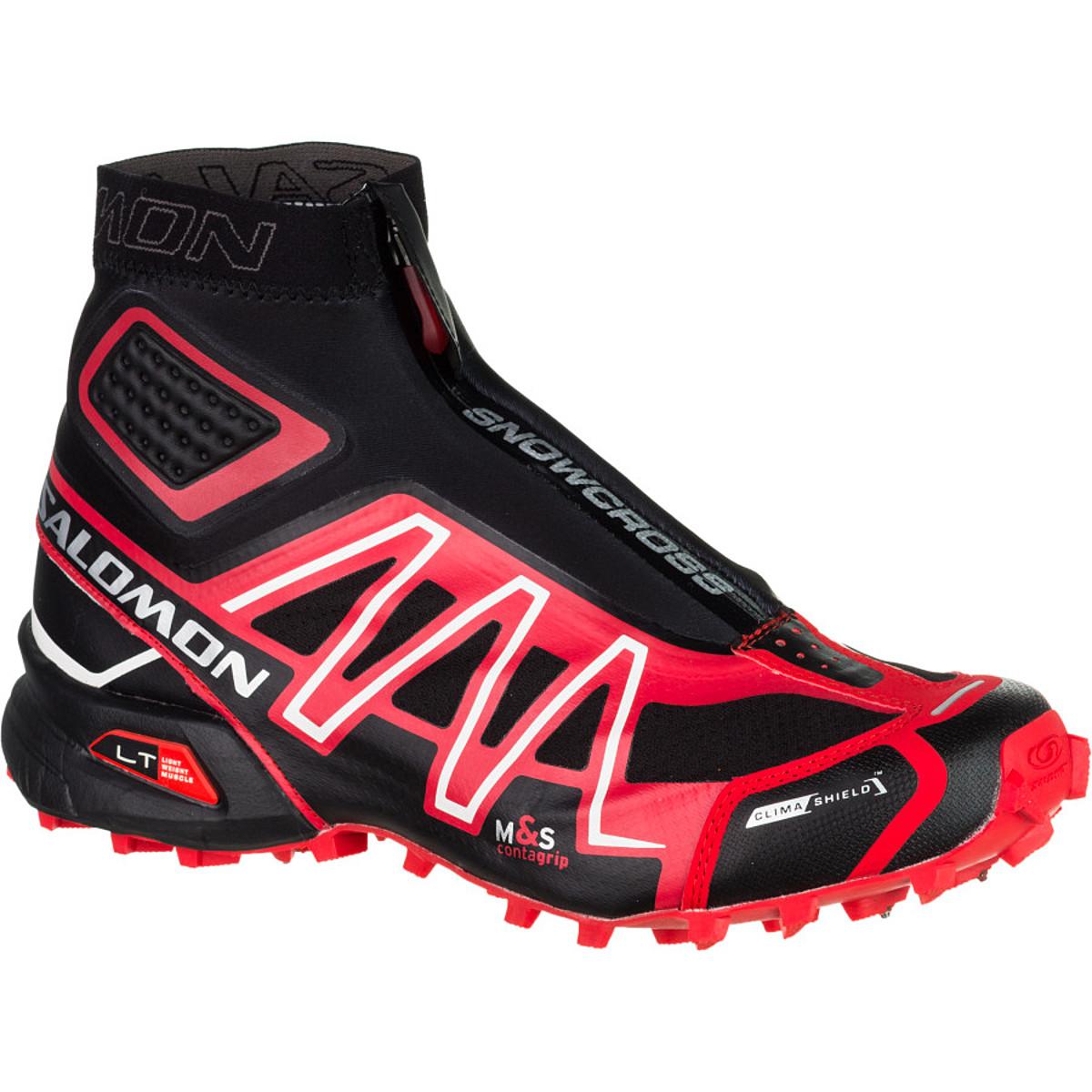 photo: Salomon Snowcross CS trail running shoe