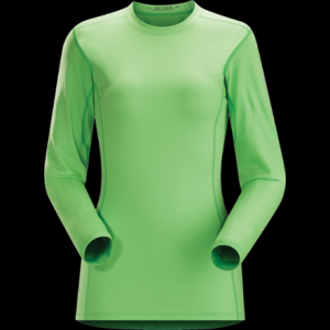 photo: Arc'teryx Women's Phase SL LS Crew long sleeve performance top