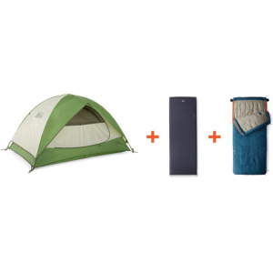 photo: REI Camp Dome 2 three-season tent