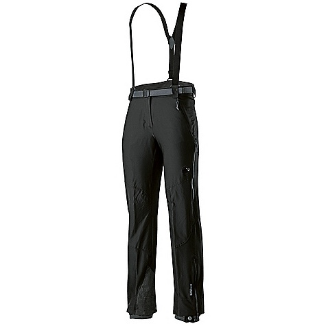 photo: Mammut Women's Base-Jump Touring Pant soft shell pant