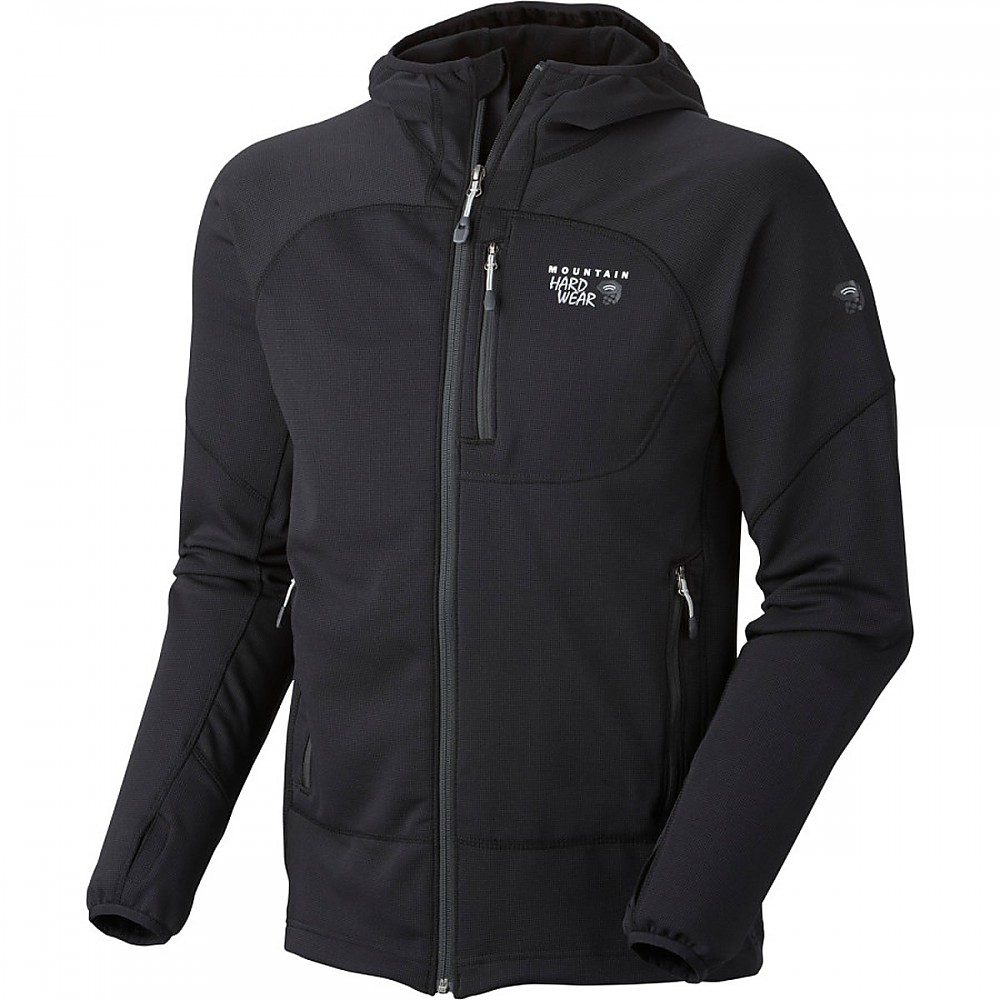 photo: Mountain Hardwear Desna Jacket fleece jacket