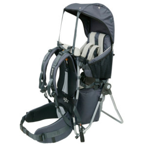 photo: Lafuma Walkid Liftback child carrier frame