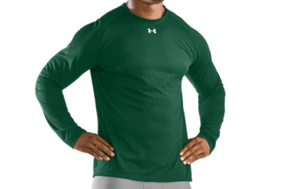 photo: Under Armour Men's Team Longsleeve Tech T Shirt long sleeve performance top