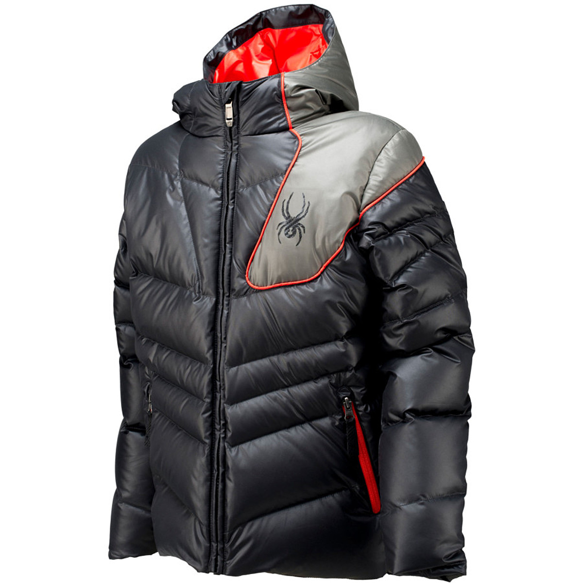 photo: Spyder Upside Down Jacket down insulated jacket