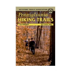 photo of a Keystone Trails Association us northeast guidebook