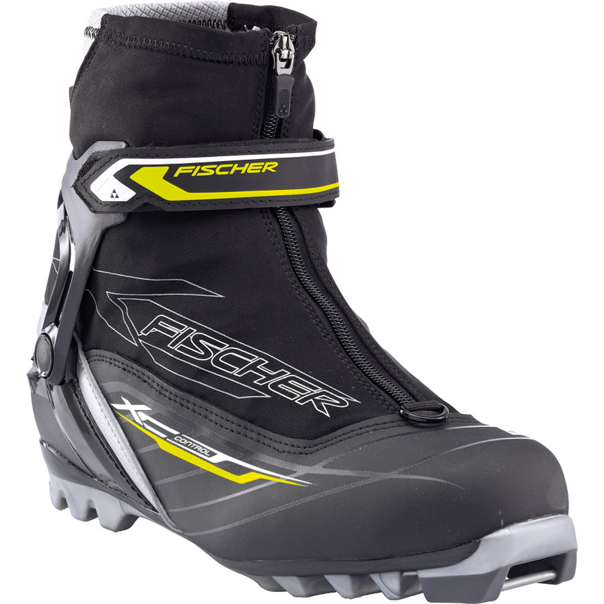 photo: Fischer XC Control nordic touring boot