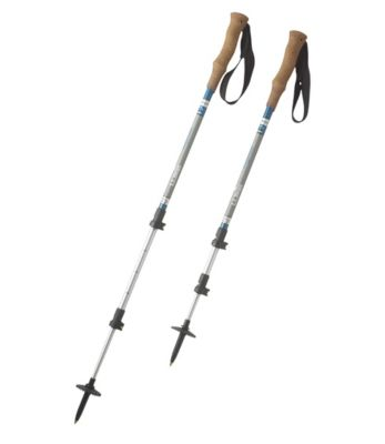 L.L.Bean Ridgehiker PowerLock II Hiking Poles