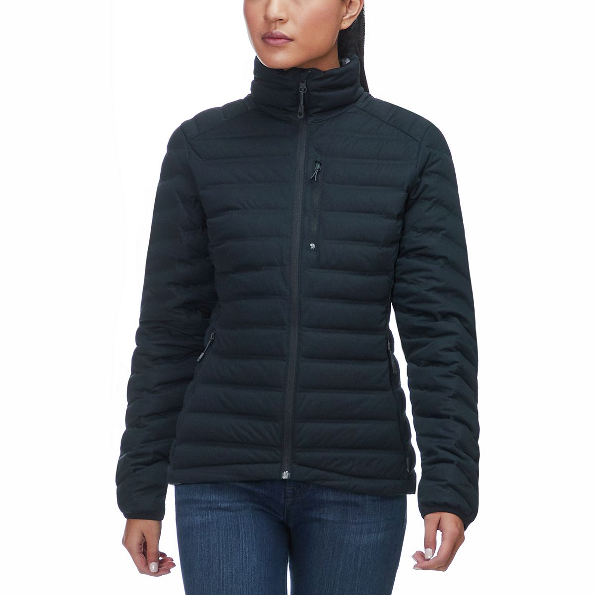 photo: Mountain Hardwear Women's StretchDown Jacket down insulated jacket