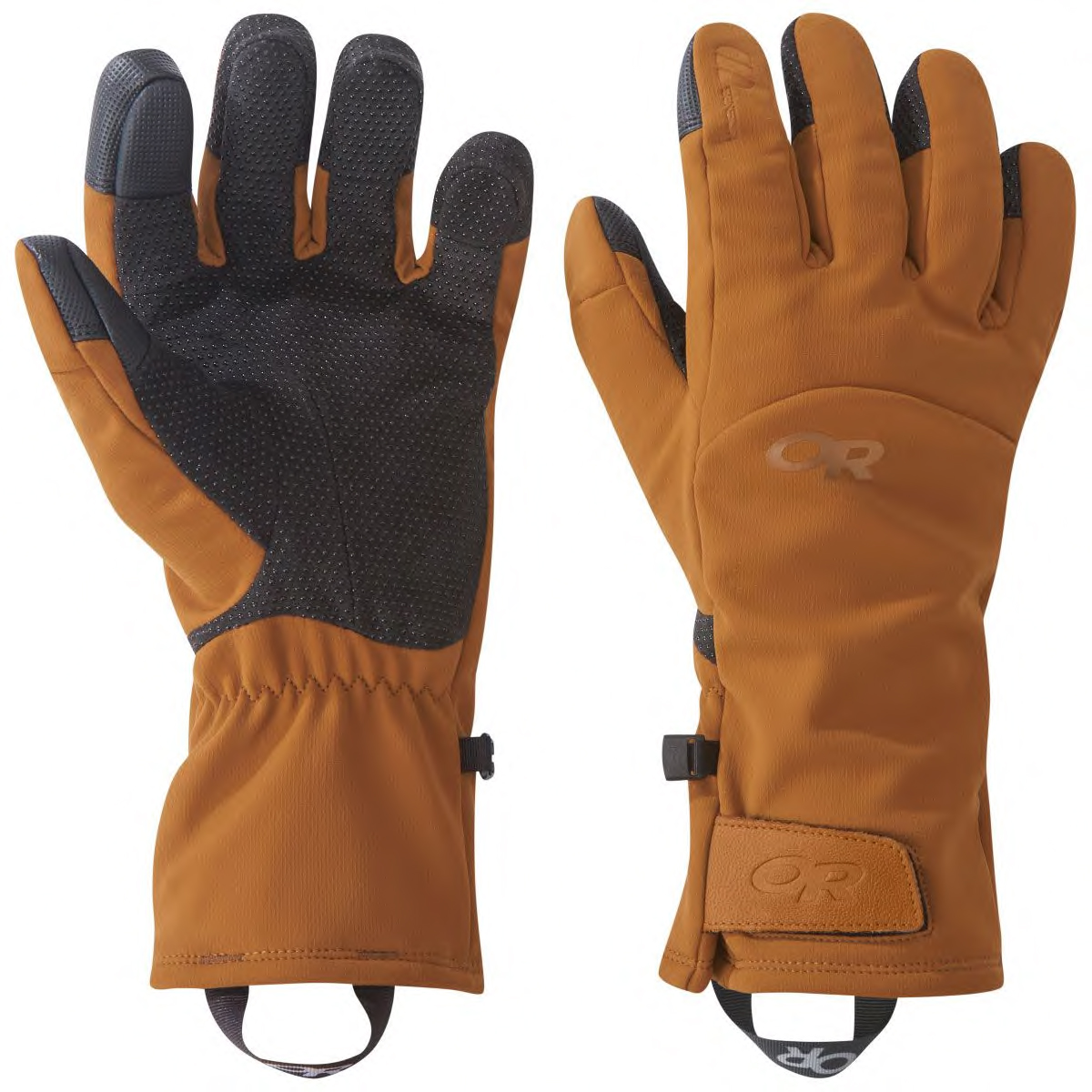 photo: Outdoor Research Inception Aerogel Gloves insulated glove/mitten