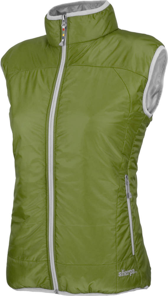 photo: Sherpa Adventure Gear Women's Vajra Vest synthetic insulated vest
