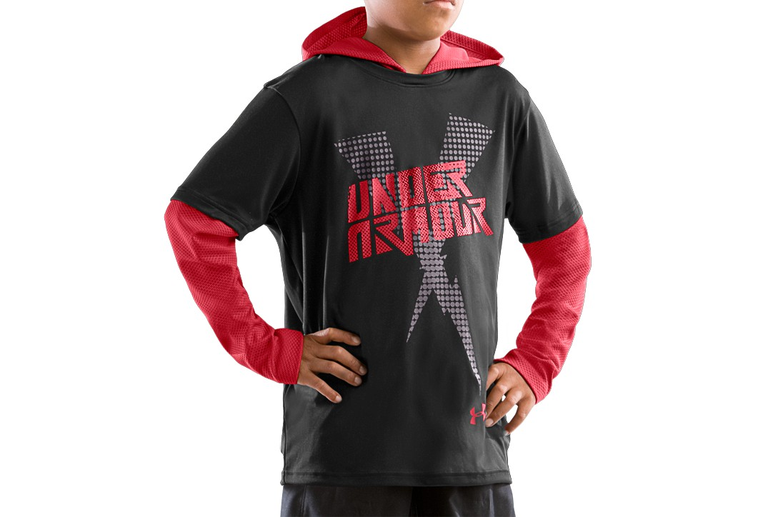 Under Armour Lightning Bolt Graphic T Shirt