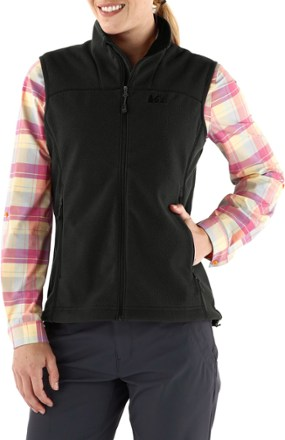 REI Windbrake Fleece Vest