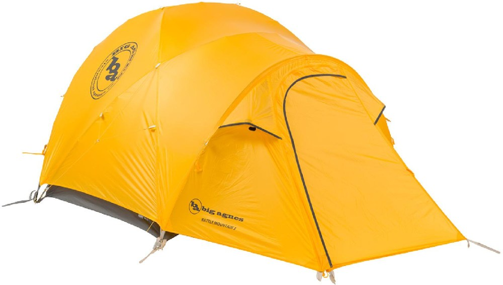 photo: Big Agnes Battle Mountain 3 four-season tent