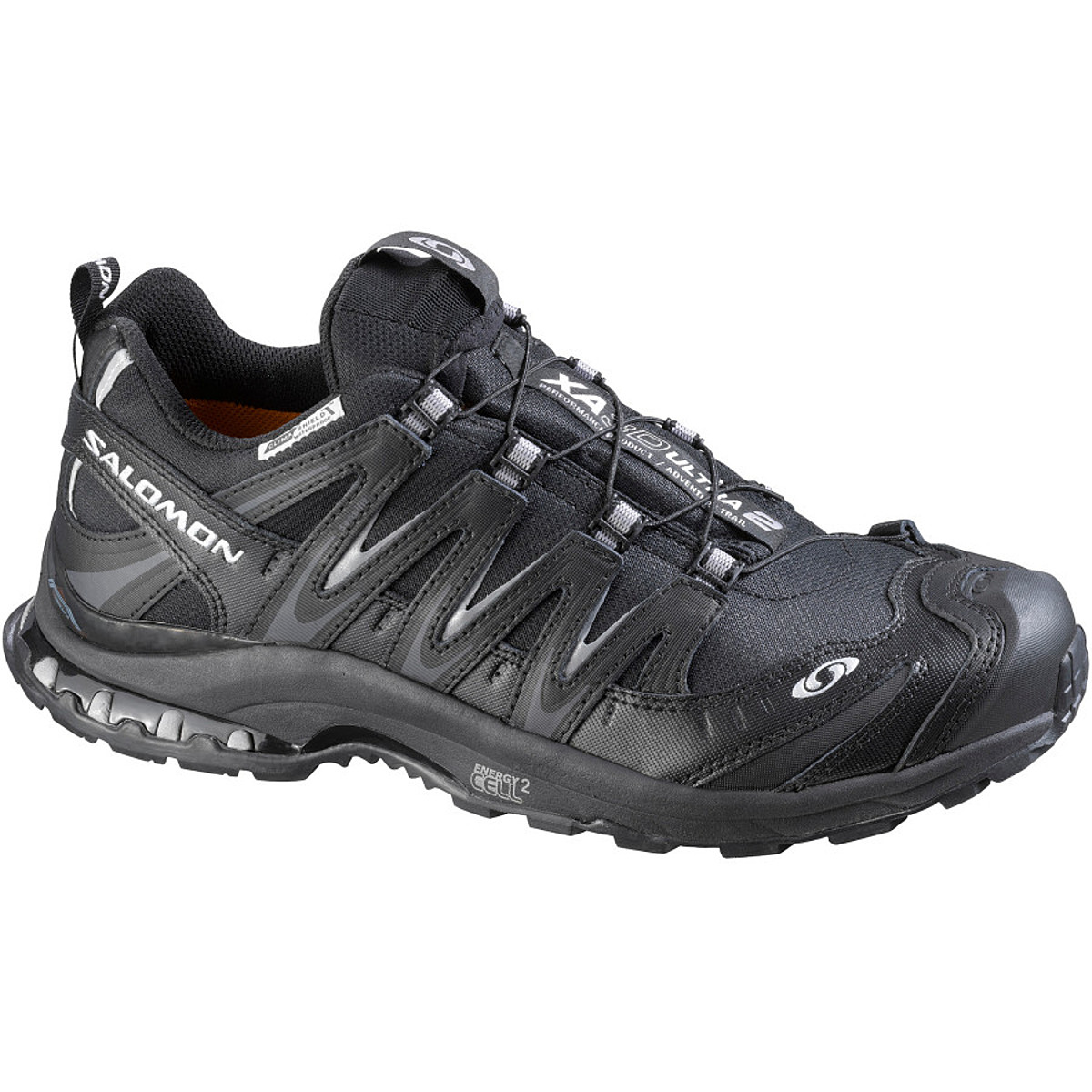 photo: Salomon XA Pro 3D Ultra CS WP trail running shoe