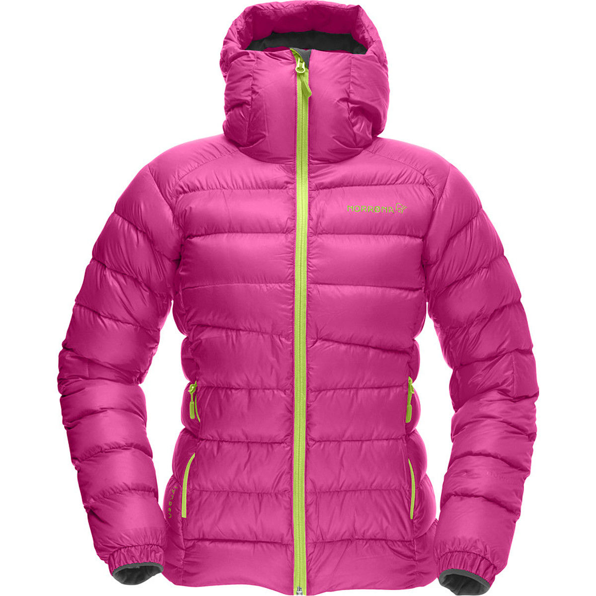 photo: Norrona Women's Lyngen Lightweight Down750 Jacket down insulated jacket