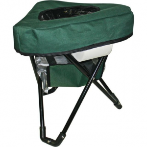 Reliance Tri-To-Go Camping Chair/Portable Toilet