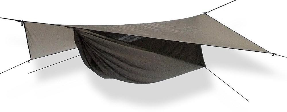 photo: Hennessy Hammock Explorer Ultralight Asym Zip hammock