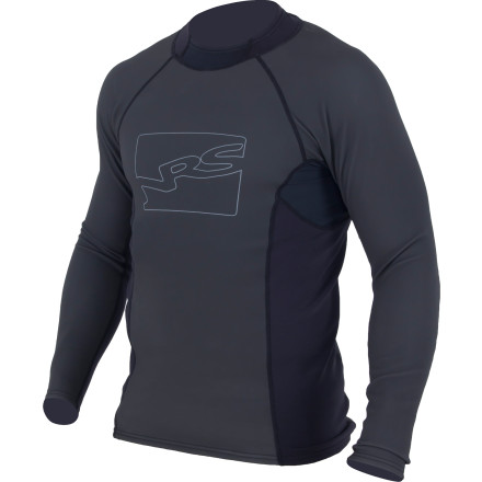 photo: NRS Disco Surf Shirt long sleeve paddling shirt