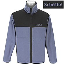 photo: Schöffel Tyron Windstop Jacket fleece jacket