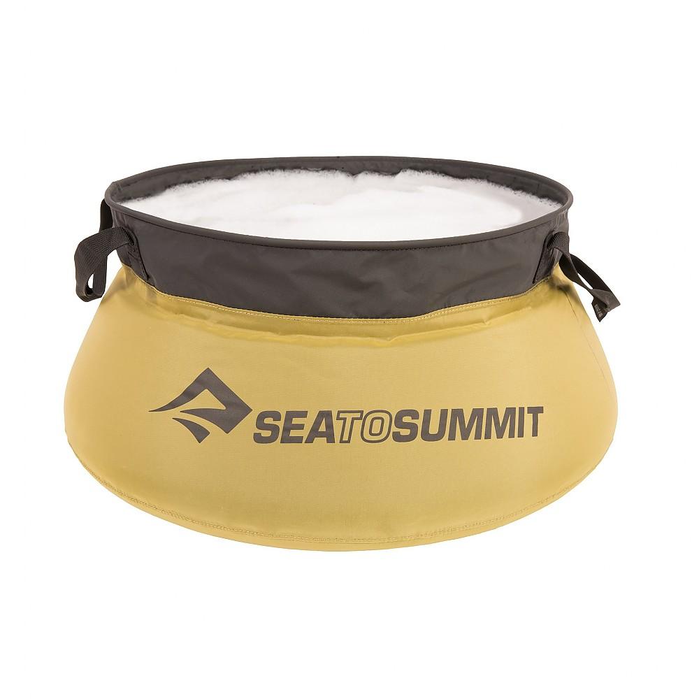 photo: Sea to Summit Kitchen Sink bucket/sink
