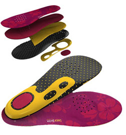 photo of a Shock Doctor insole