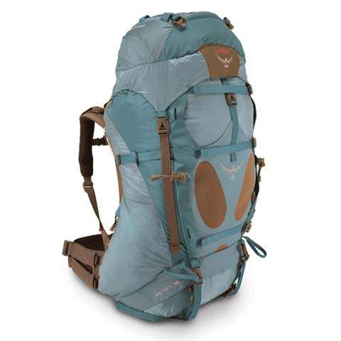 photo: Osprey Xenon 70 weekend pack (3,000 - 4,499 cu in)