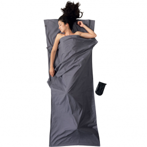 photo: Cocoon Cotton TravelSheet sleeping bag liner