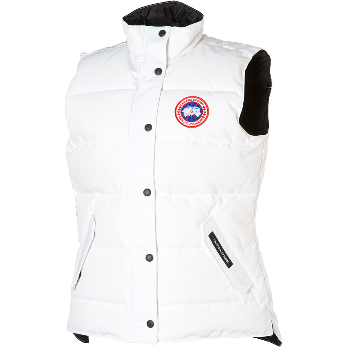 photo: Canada Goose Women's Freestyle Vest down insulated vest