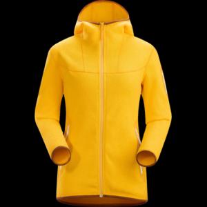 photo: Arc'teryx Women's Covert Hoody fleece jacket