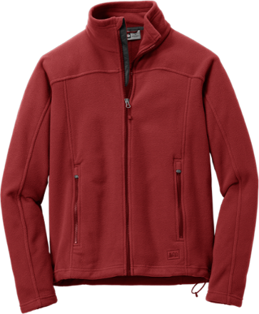 photo: REI Men's Classic Fleece Jacket fleece jacket
