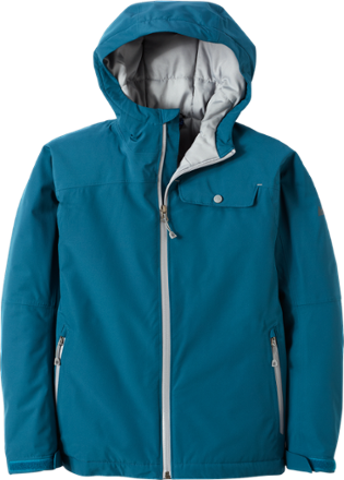 photo: REI Girls' Salix Jacket synthetic insulated jacket