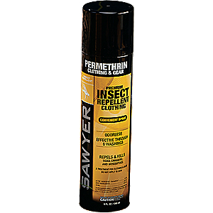 Sawyer Permethrin Insect Repellent Treatment for Clothing, Gear, and Tents