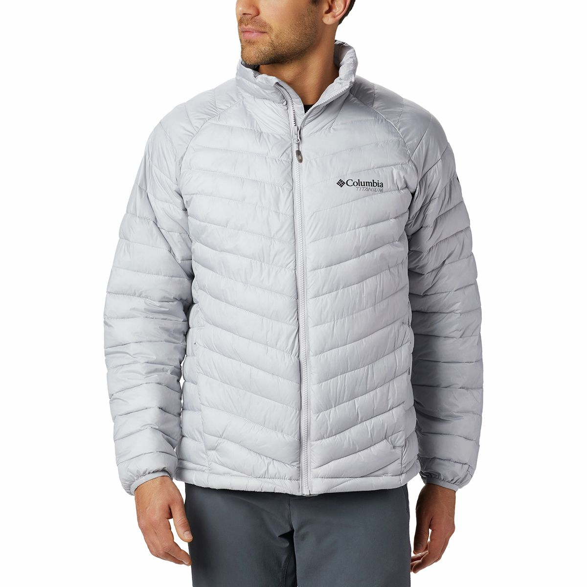 photo: Columbia Men's Snow Country Jacket synthetic insulated jacket