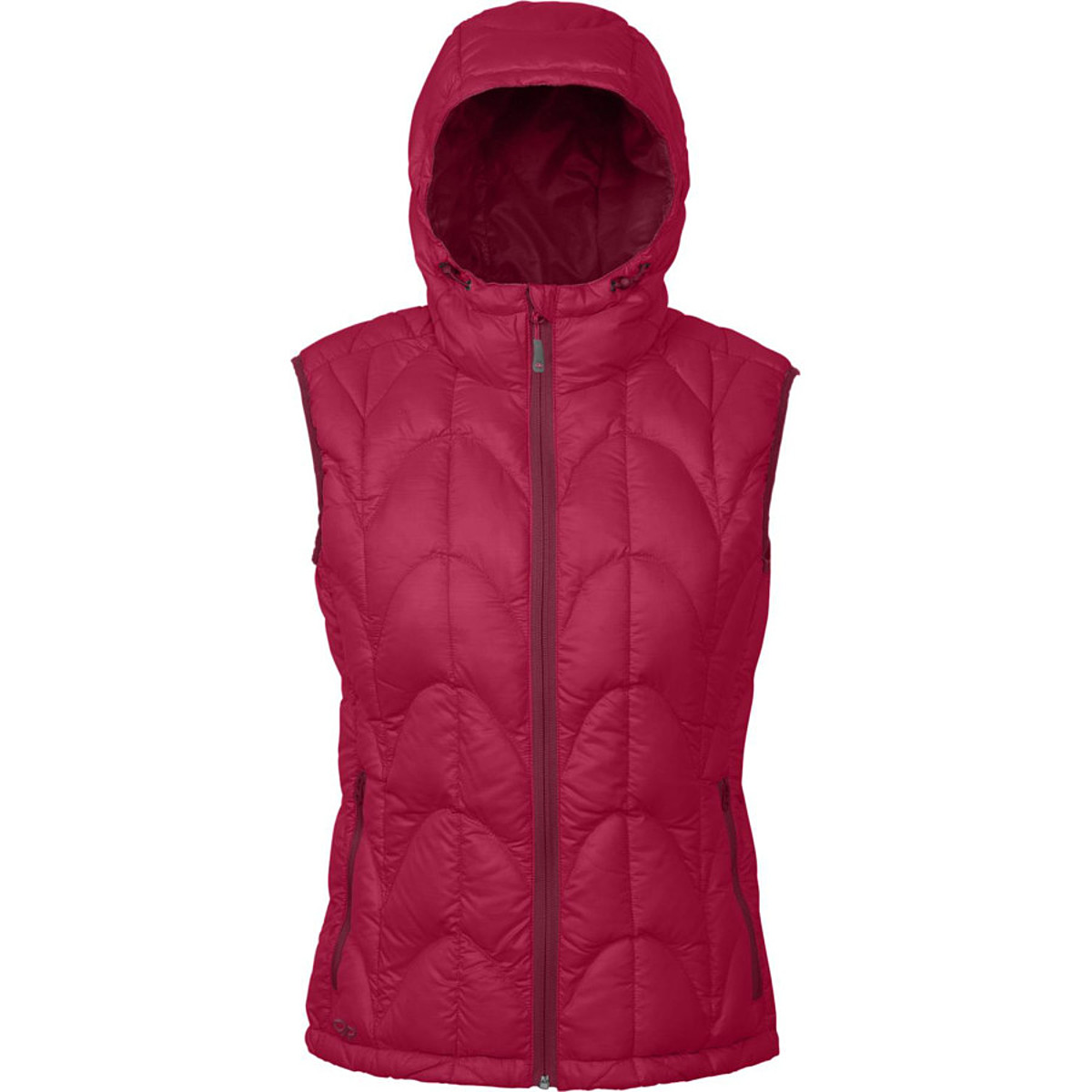 photo: Outdoor Research Aria Down Vest down insulated vest