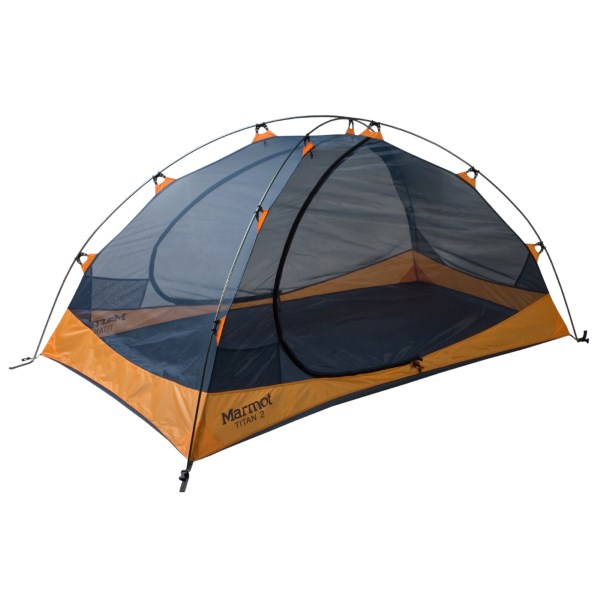 photo: Marmot Titan three-season tent