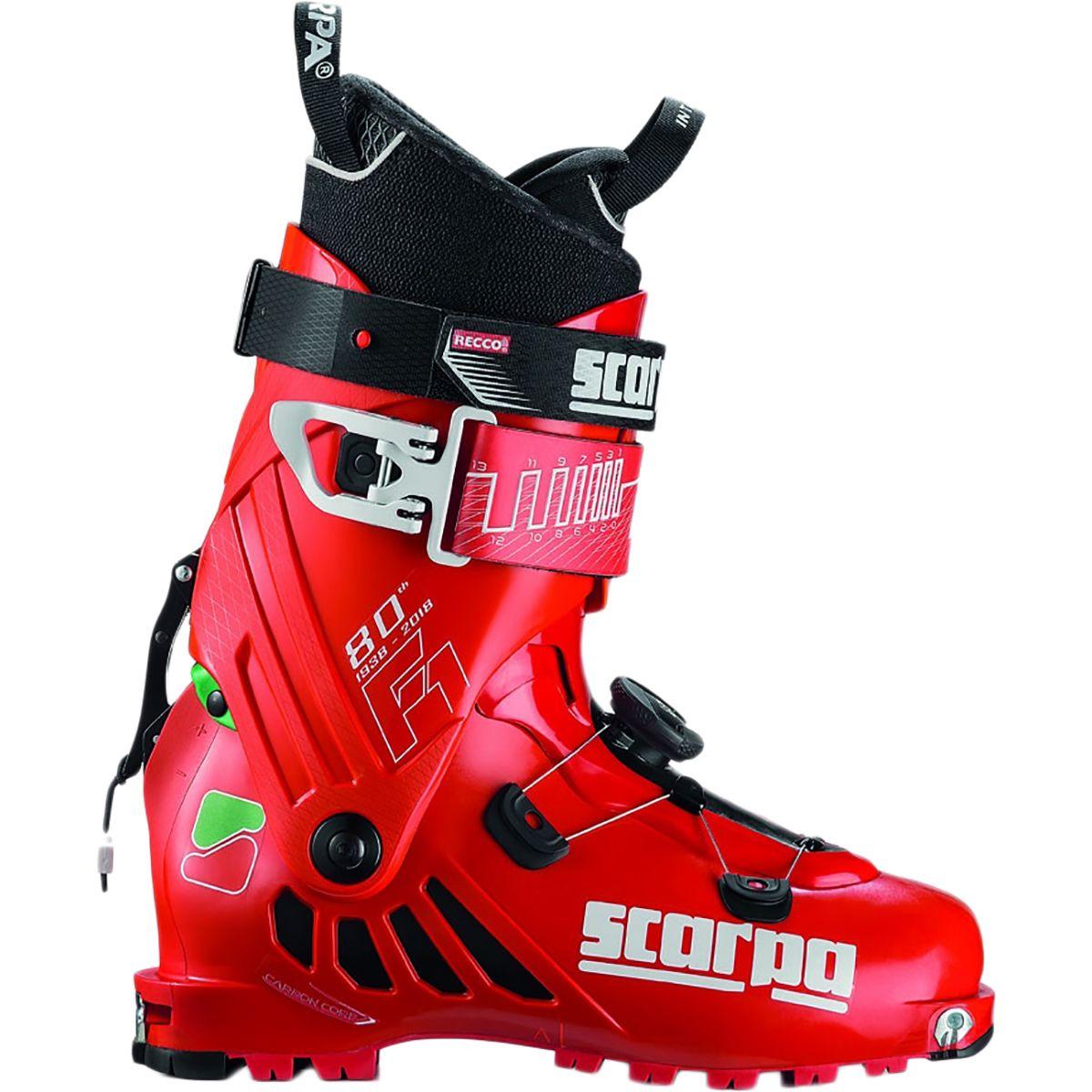 photo: Scarpa F80 alpine touring boot