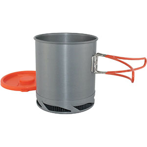 Yellowstone Fast Boil Backpacker Pot