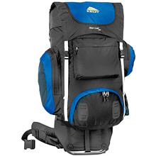 photo: Kelty West Coast 4800 external frame backpack