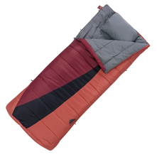 photo: Kelty Eclipse 30 Double 3-season synthetic sleeping bag