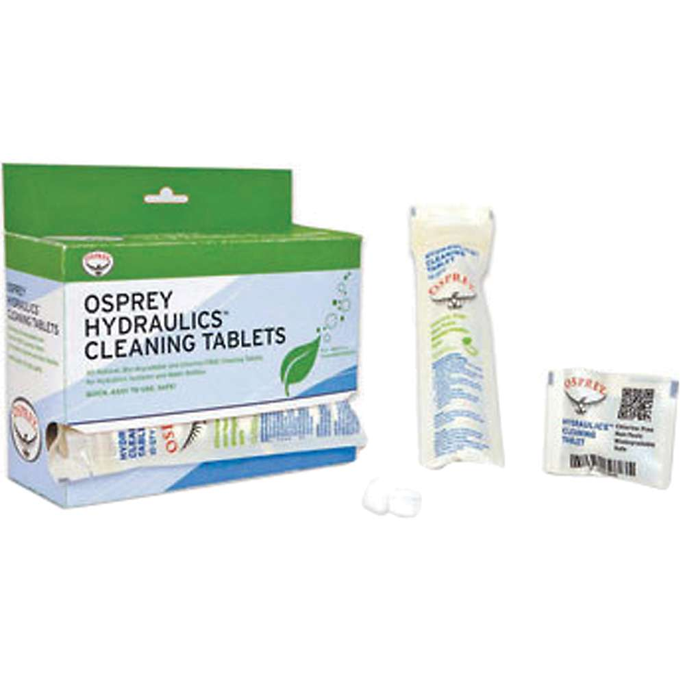 Osprey Hydraulics Cleaning Tablets