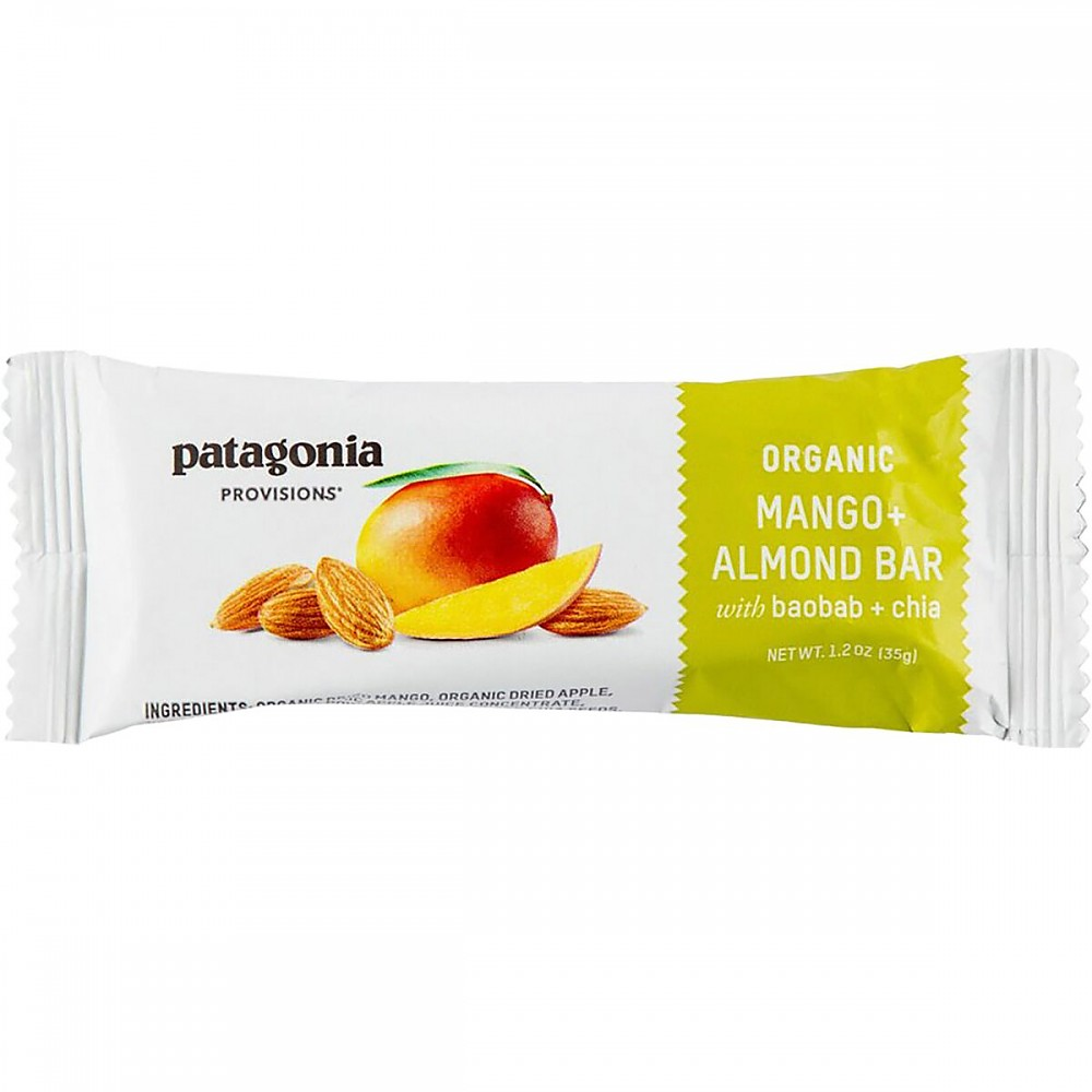 photo: Patagonia Provisions Apricot + Almond Bar nutrition bar