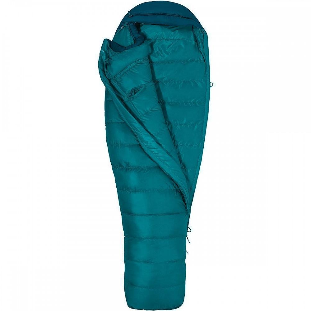 photo: Marmot Angel Fire 3-season down sleeping bag
