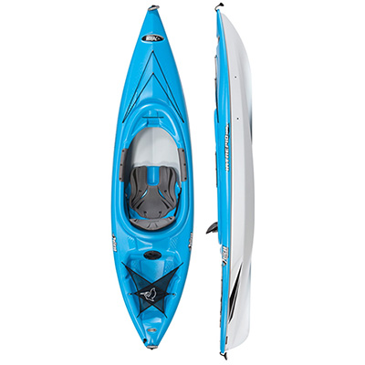 photo: Pelican Sport Intrepid 100x recreational kayak