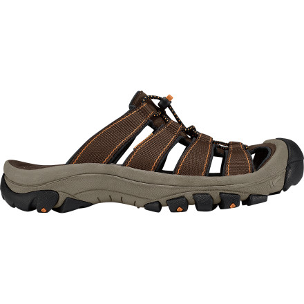 photo: Keen Ormond Slide sport sandal