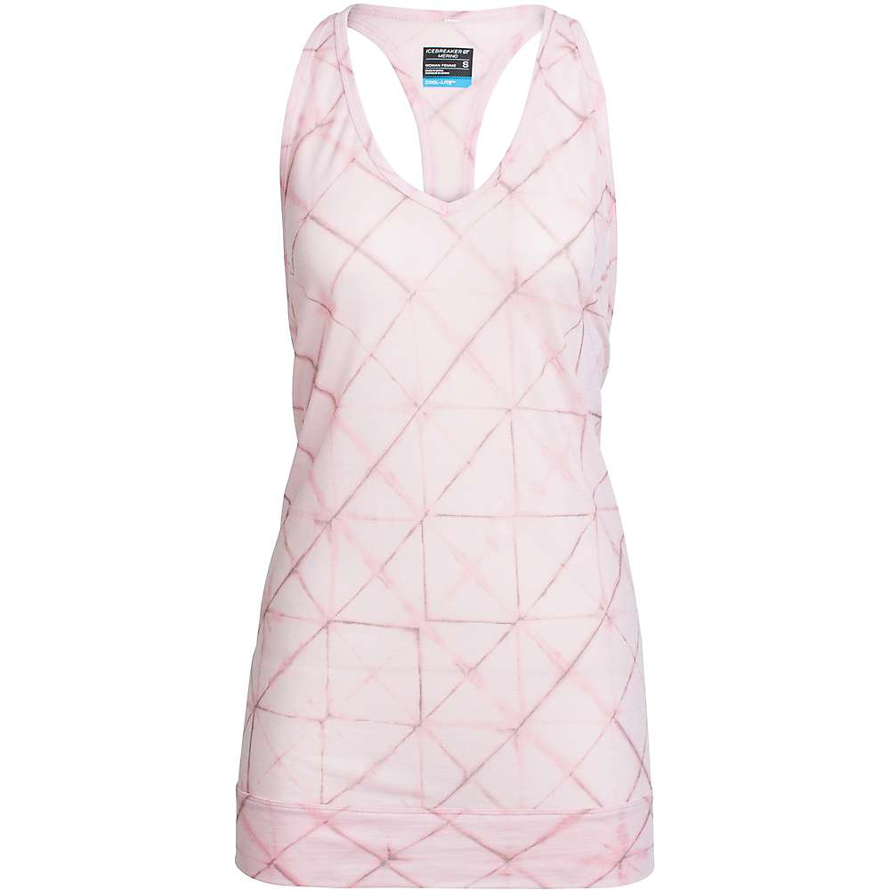 photo: Icebreaker Nomi Racerback Tank tank/sleeveless top