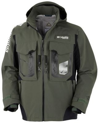 photo: Columbia FireStorm Jacket waterproof jacket